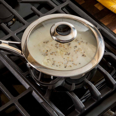 Revere Stainless Steel Sauce Pan