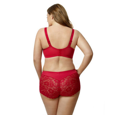 Elila Cheeky Stretch Lace Boy Short