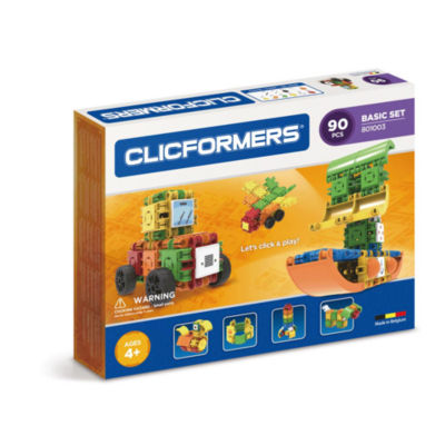 Clicformers Basic Set - 90pc