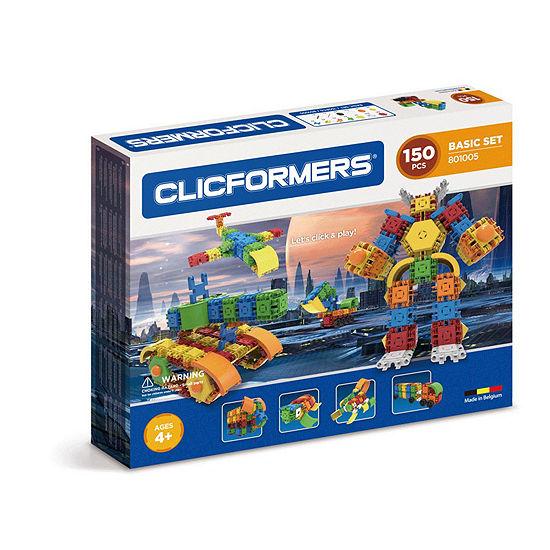 Clicformers Basic Set - 150pc