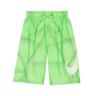Nike Print Swim Trunk - Boys 8-20