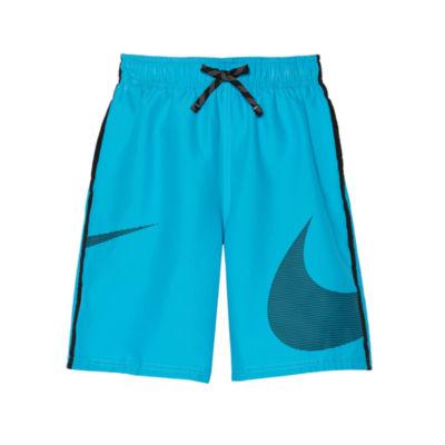 "Nike Diverge 8"" Volley Swim Trunk - Boys 8-20"