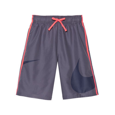 "Nike 8"" Volley Swim Trunk - Boys 8-20"