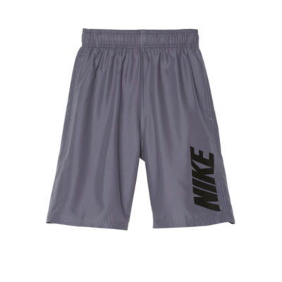 "Nike 8"" Solid Volley Swim Trunk - Boys 8-20"