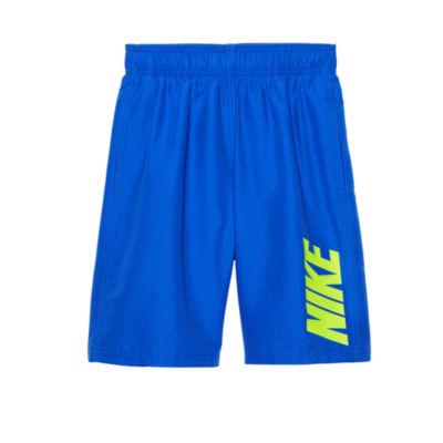 """Nike 8"""" Solid Volley Swim Trunk - Boys 8-20"""