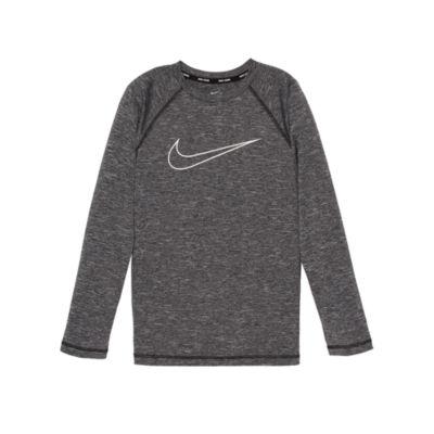 Nike Long Sleeve Rash Guard - Boys 8-20