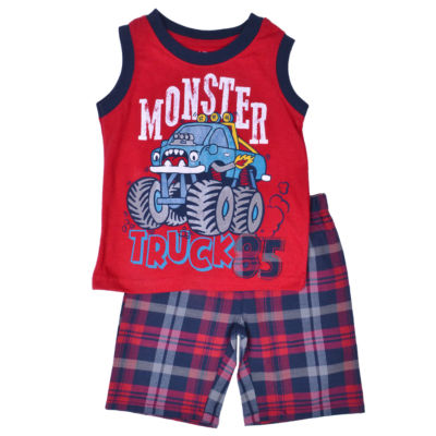 2-pack Short Set Toddler Boys