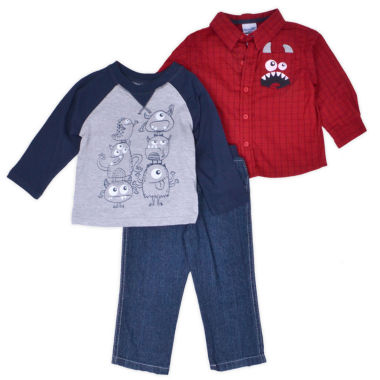 3-pc. Pant Set Boys