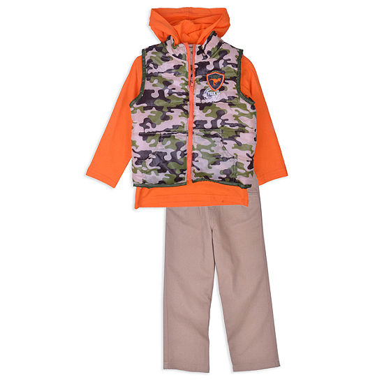 Toddler Boys Vest