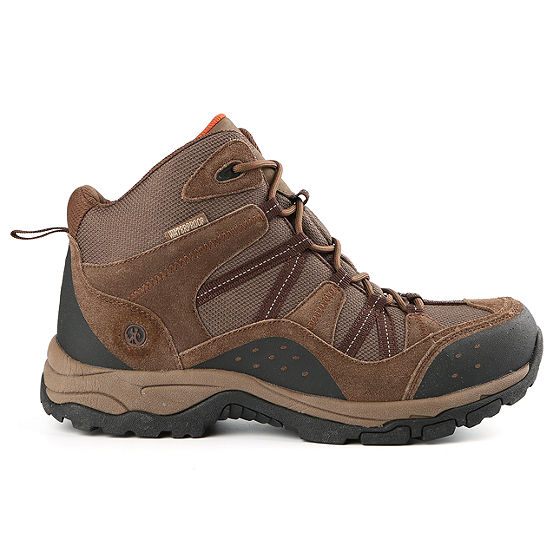 Northside Mens Freemont Wp Hiking Boots Flat Heel Lace-up