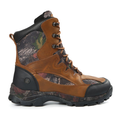 Northside Mens Renegade 400g Waterproof Insulated Winter Boots Flat Heel Lace-up
