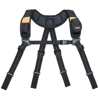 CLC Work Gear DG5132 Heavy Duty Yoke Style Suspenders