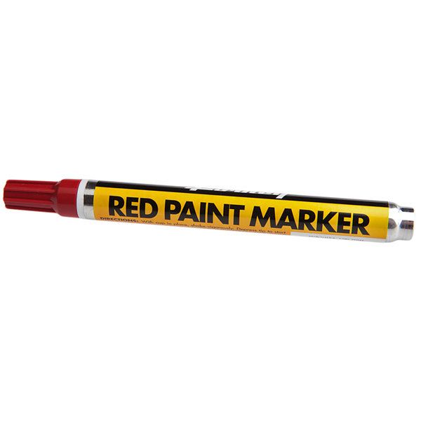 Forney 60314 Red Paint Marker
