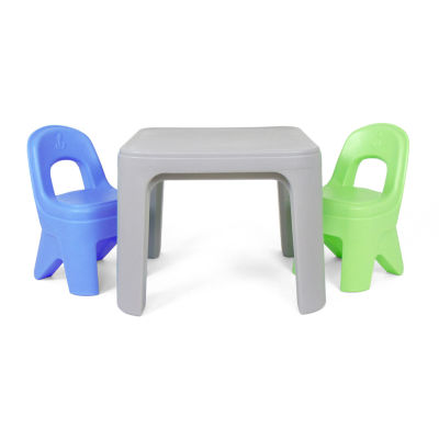 Simplay3 Play Around Table & Chairs