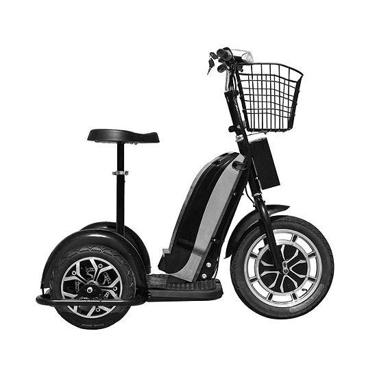 Mototec 800 Watt 48v 3 Wheel Electric Trike Mobility Scooter