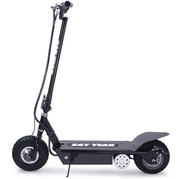 Say Yeah 800w Electric Scooter Black