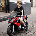 Rastar BMW 12v Motorcycle
