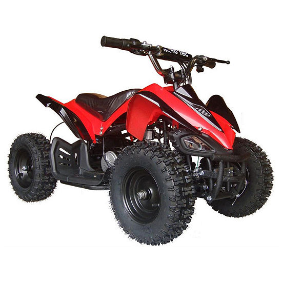 Mototec 24v Kids Battery Powered Atv Four Wheeler V2