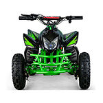 Mototec 24v Kids Battery Powered Atv Four Wheeler Titan V5