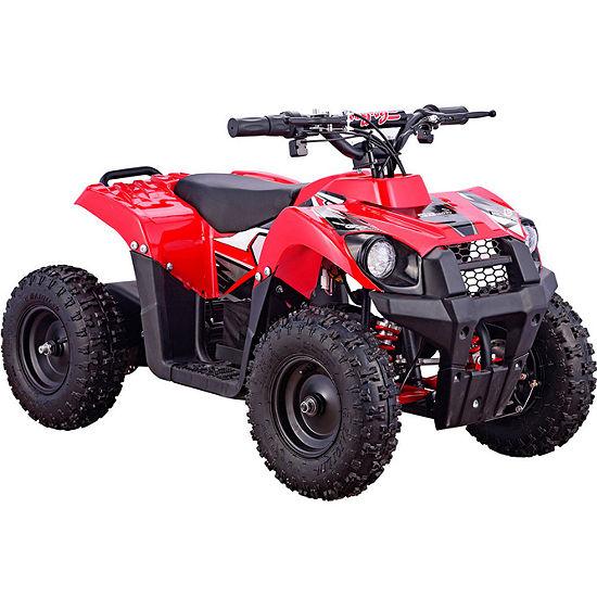 Mototec Monster 36v 500w Kids Battery Powered Atv Four Wheeler