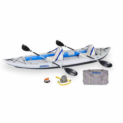 Sea Eagle FastTrack 385FTK Inflatable Kayak - Deluxe