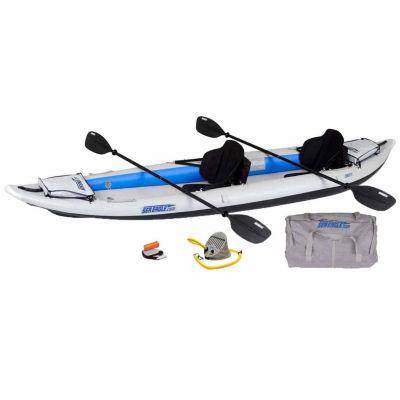 Sea Eagle FastTrack 385FTK Inflatable Kayak - Pro