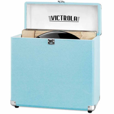 Victrola VSC-20 Storage Case for Vinyl Turntable Records