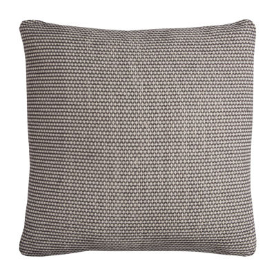Rizzy Home Charles Solid Textured Technique Decorative Pillow
