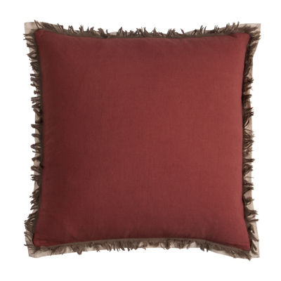 Rizzy Home Robert Solid Decorative Pillow