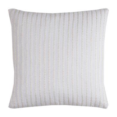 Rizzy Home Hazel Stripe Decorative Pillow