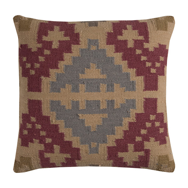 Rizzy Home Jone Southwestern Decorative Pillow