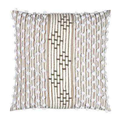 Rizzy Home Bellamy Stripe Decorative Pillow