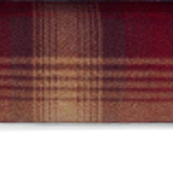 Eddie Bauer Nordic Plaid Raisin 50X70 Throw