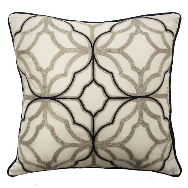 Waverly Castleford 18X18 Square Throw Pillow