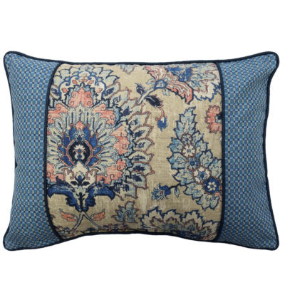 Waverly Castleford 14X20 Rectangular Throw Pillow