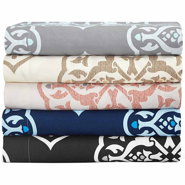 Chic Home Marquis Microfiber Easy Care Sheet Set