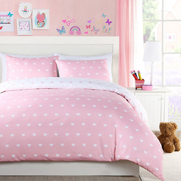 Lala+Bash Kelly 2-pc. Reversible Comforter Set