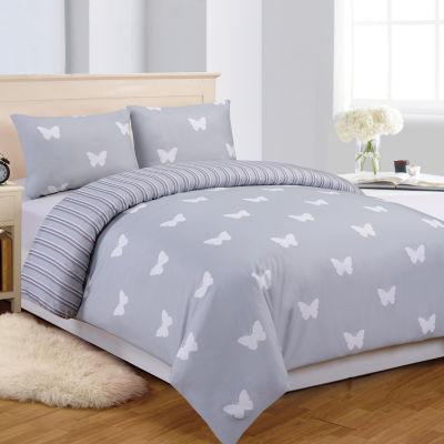 Lala+Bash Wink 3-pc. Reversible Comforter Set