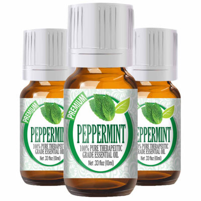 Healing Solutions Peppermint Essential Oil