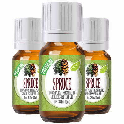 Healing Solutions Spruce Essential Oil