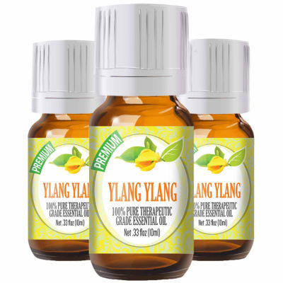 Healing Solutions Ylang Ylang Essential Oil