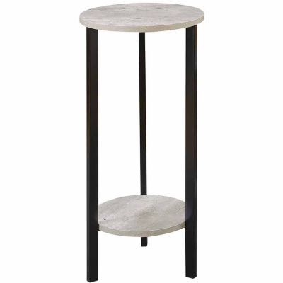 """Convenience Concepts Graystone 31"""" Plant Stand"""