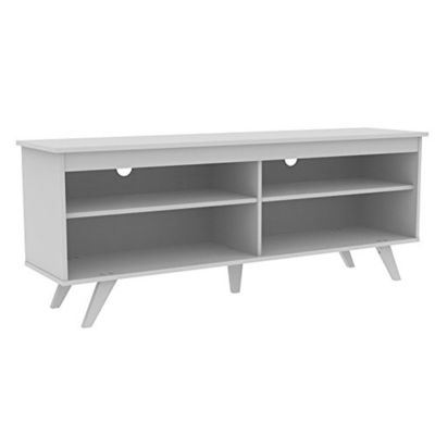 """58"""" Wood Simple Contemporary Console TV Stand"""