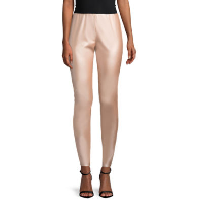 Project Runway  Season Finale Winner Pleather Legging Pants