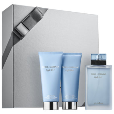 DOLCE&GABBANA Light Blue Eau Intense Gift Set
