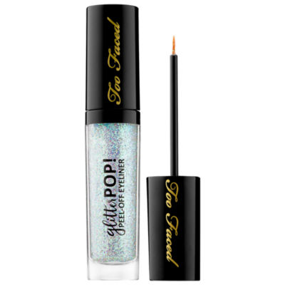 Too Faced Glitter POP! Peel-Off Eyeliner