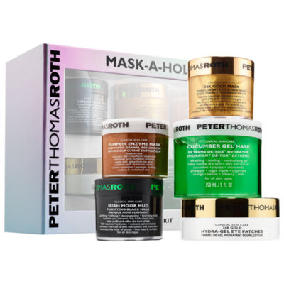 Peter Thomas Roth Mask-A-Holic 5-Piece Kit