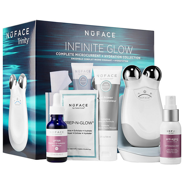 NuFACE Complete Microcurrent + Hydration Collection