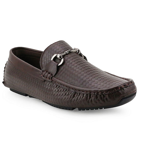 X-Ray Mens Franklin Loafers Round Toe