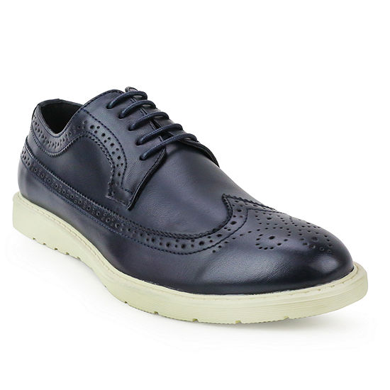 X-Ray Mens Halsey Oxford Shoes Lace-up Round Toe